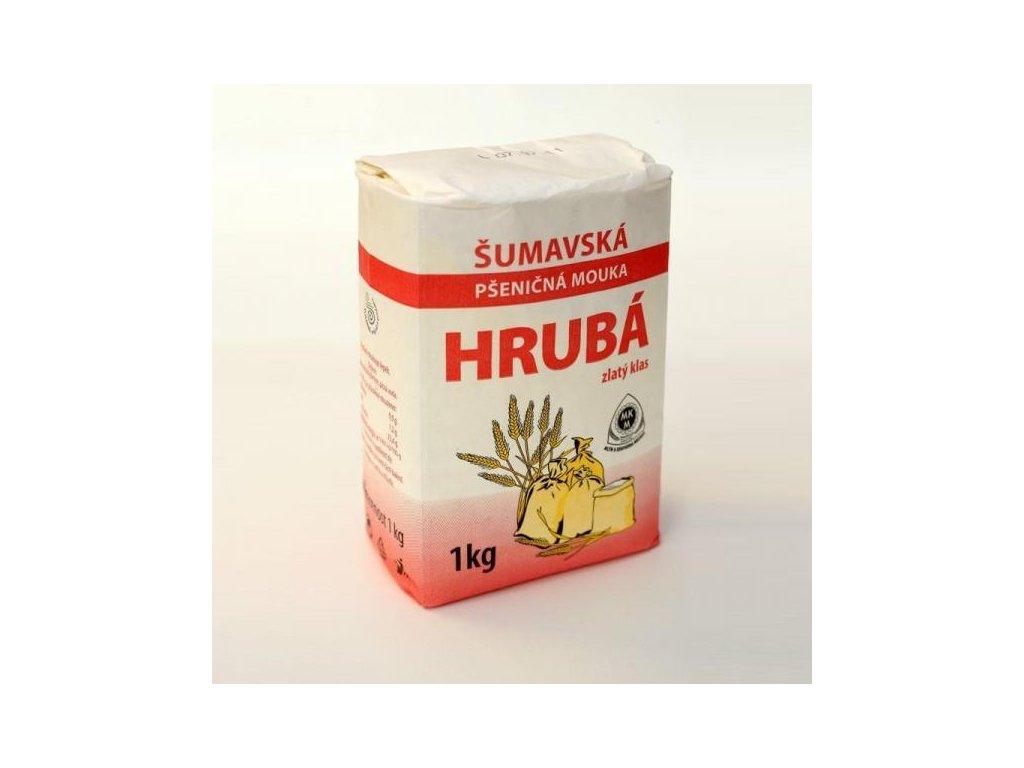 sumavska mouka hruba 1kg