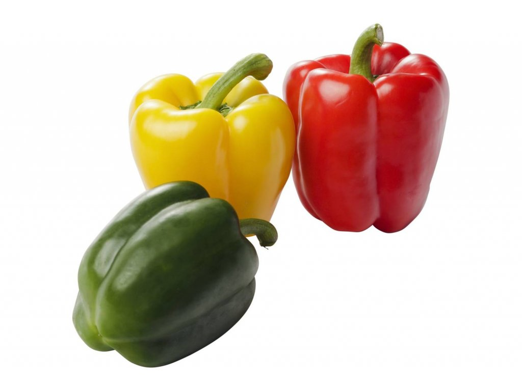Mixed peppers