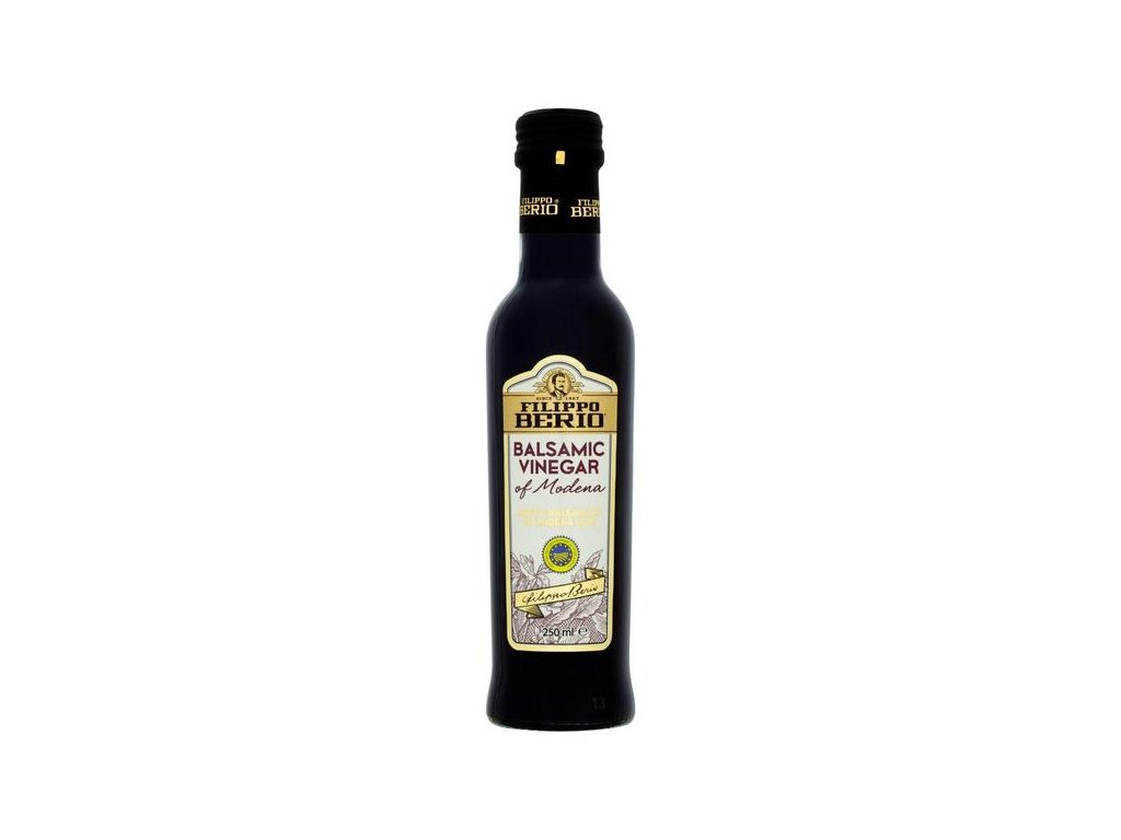 filippo berio balsamic vinegar of modena 250ml 635871 grande