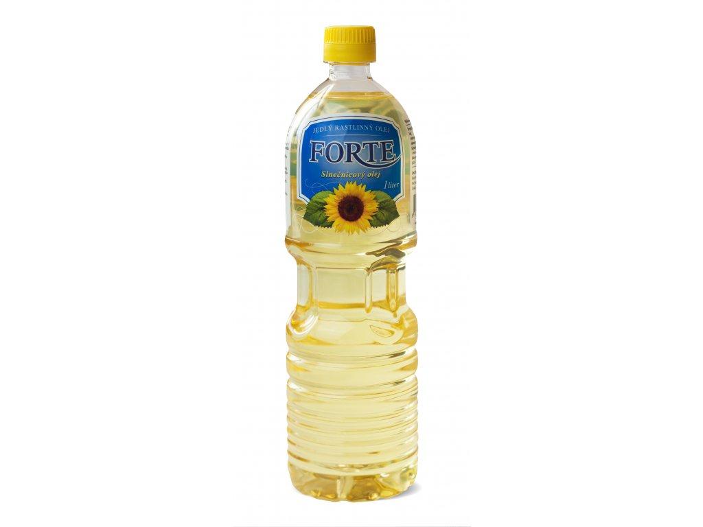 FORTE sunflower oil 1L