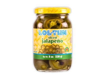 Jalapeño peppers 230g