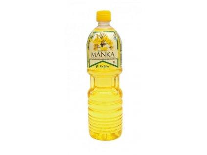 Rapeseed oil Manka 1l