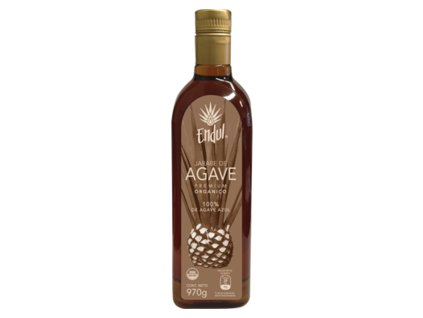 AGS330 JARAB ENDUL 330 ML JARABE DE AGAVE GLASS