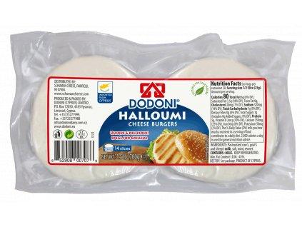 Halloumi Burgers 700g 6406