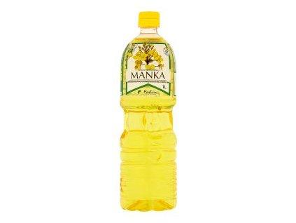 Manka řepkový olej 1L